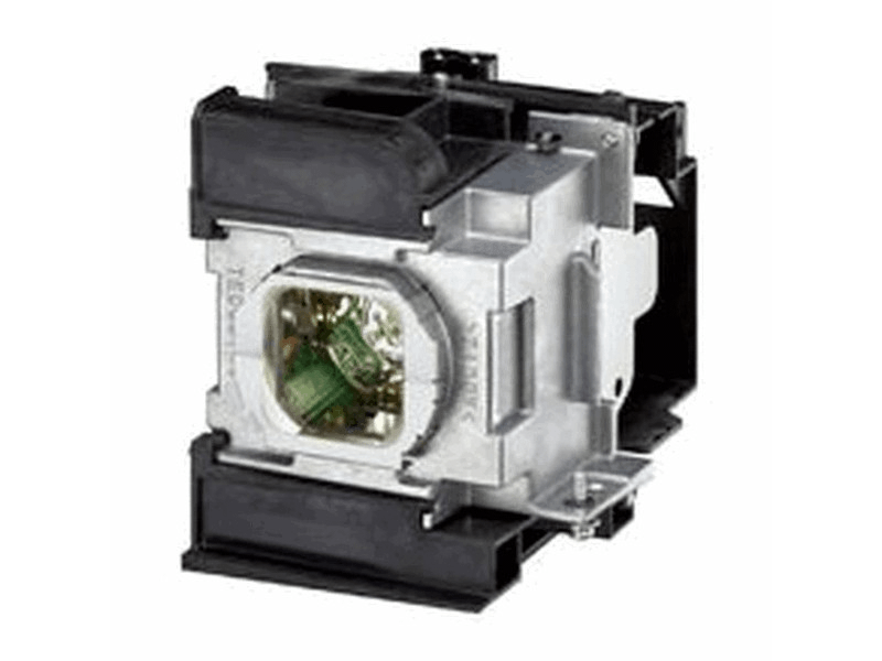 Projector Lamp Assembly with Genuine Original Ushio Bulb Inside. PT-AH1000E Panasonic Projector Lamp Replacement