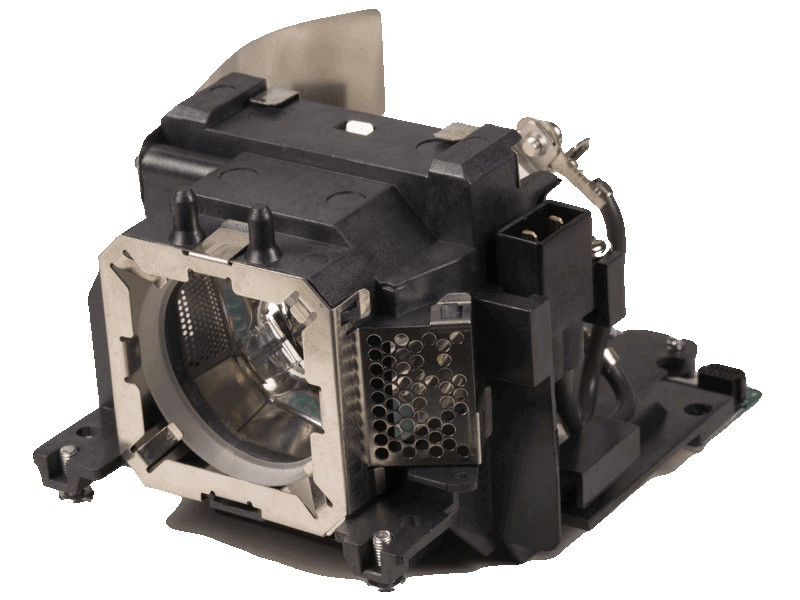 PT-VX42Z Panasonic Projector Lamp Replacement Projector Lamp Assembly with Genuine Original Osram P-VIP Bulb Inside.