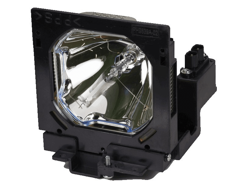 All MOCPs lamps use Original Bulbs made by Philips Sanyo PLC-EF31L OEM Replacement Lamp with Housing