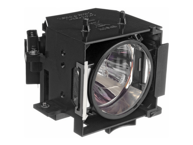 Projector Lamp Assembly with Genuine Original Ushio Bulb Inside. EMP-6010 Epson Projector Lamp Replacement